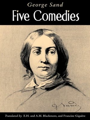 cover image of Five Comedies