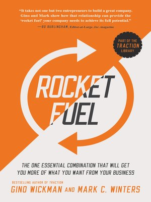 cover image of Rocket Fuel