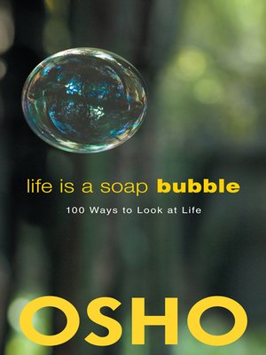 cover image of Life Is a Soap Bubble