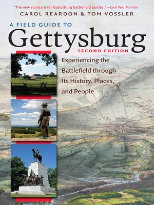 cover image of A Field Guide to Gettysburg Expanded Ebook