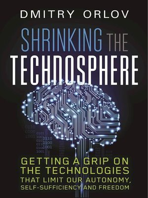 cover image of Shrinking the Technosphere