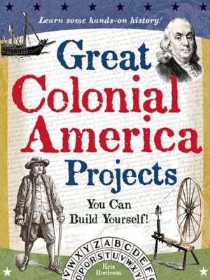 cover image of Great Colonial America Projects