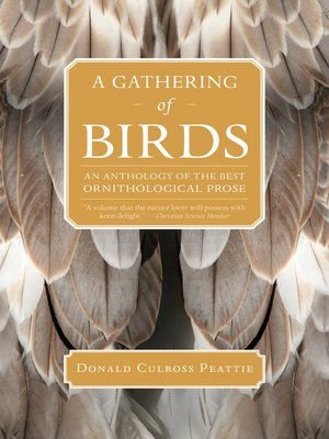 cover image of A Gathering of Birds