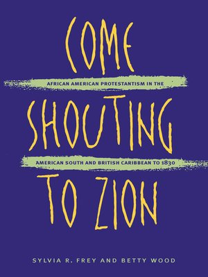 cover image of Come Shouting to Zion