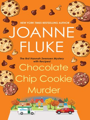 cover image of Chocolate Chip Cookie Murder