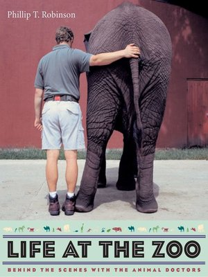 cover image of Life at the Zoo