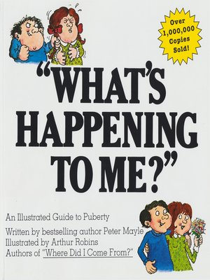 """cover image of """"What's Happening to Me?"""""""