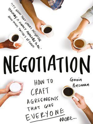 cover image of A Practical Guide to Negotiation