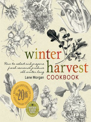 cover image of Winter Harvest Cookbook