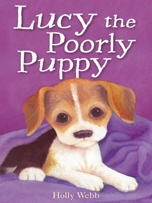 cover image of Lucy the Poorly Puppy