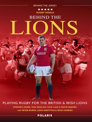 cover image of Behind the Lions