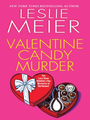cover image of Valentine Candy Murder