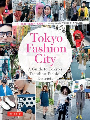 cover image of Tokyo Fashion City