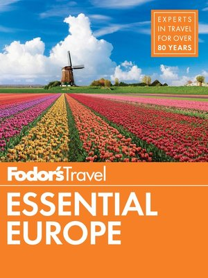 cover image of Fodor's Essential Europe