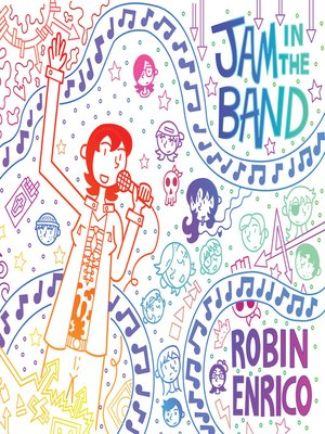 cover image of Jam In the Band