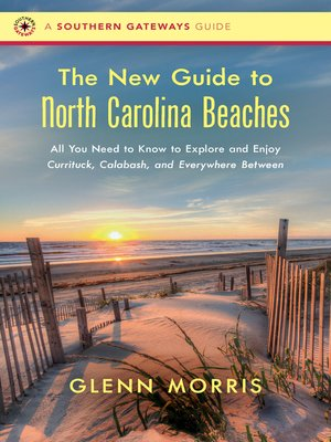 cover image of The New Guide to North Carolina Beaches