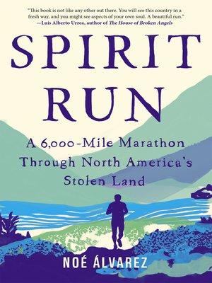 cover image of Spirit Run