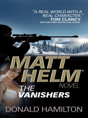 cover image of Matt Helm--The Vanishers