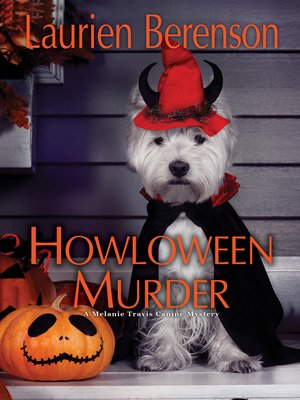 cover image of Howloween Murder