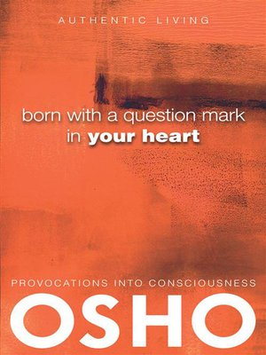 cover image of Born With a Question Mark in Your Heart