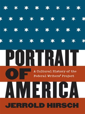 cover image of Portrait of America