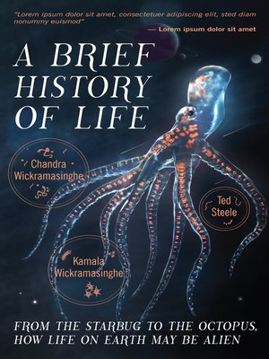 cover image of A Brief History of Life