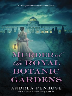cover image of Murder at the Royal Botanic Gardens