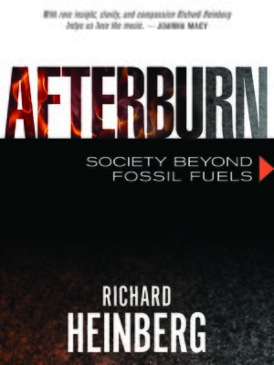 cover image of Afterburn