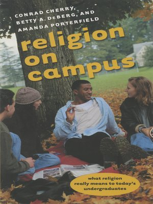 cover image of Religion on Campus