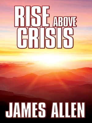 cover image of Rise Above Crisis