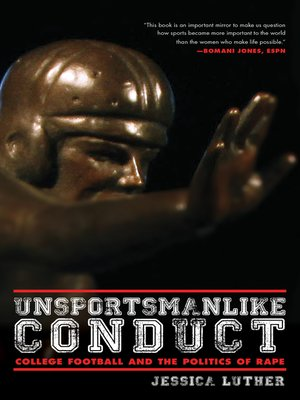 cover image of Unsportsmanlike Conduct
