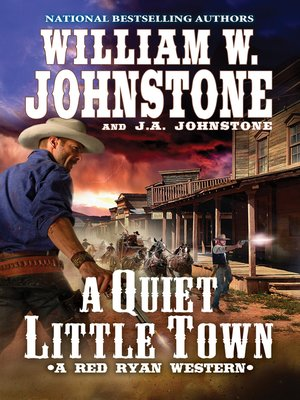 cover image of A Quiet, Little Town