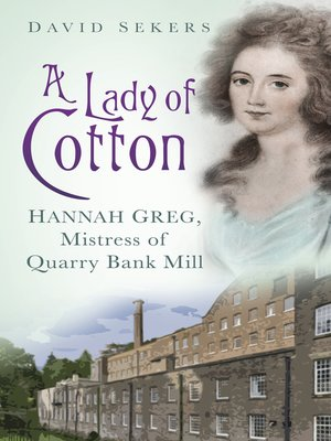 cover image of A Lady of Cotton
