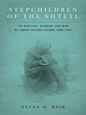 cover image of Stepchildren of the Shtetl