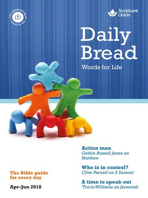 cover image of Daily Bread