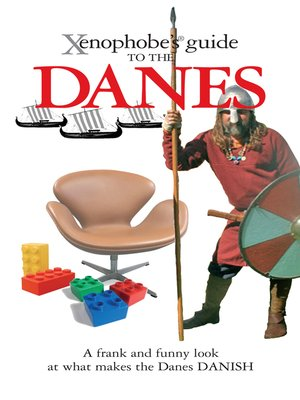 cover image of The Xenophobe's Guide to the Danes