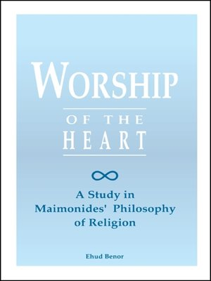 cover image of Worship of the Heart