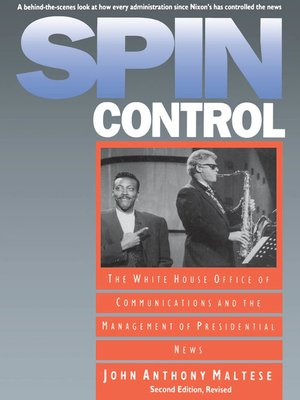 cover image of Spin Control