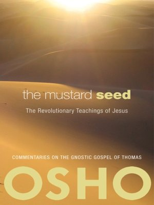 cover image of The Mustard Seed