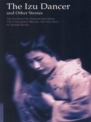 cover image of Izu Dancer and Other Stories
