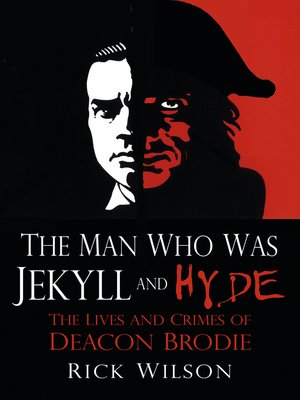 cover image of The Man Who Was Jekyll and Hyde