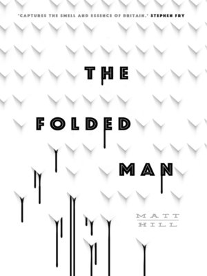 cover image of The Folded Man