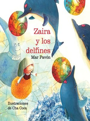 cover image of Zaira y los delfines (Zaira and the Dolphins)