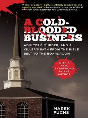 cover image of A Cold-Blooded Business