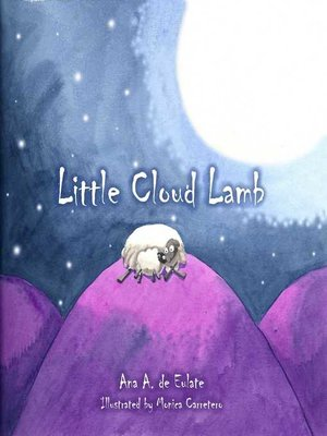 cover image of Little Cloud Lamb