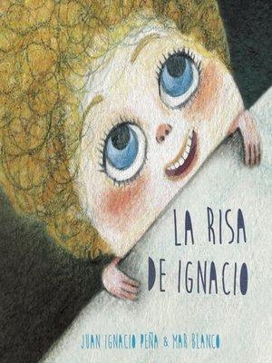 cover image of La risa de Ignacio (Isaac's Laugh)