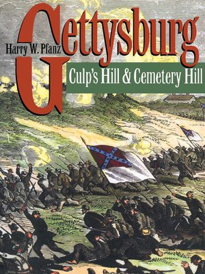 cover image of Gettysburg—Culp's Hill and Cemetery Hill
