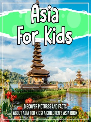 cover image of Asia For Kids