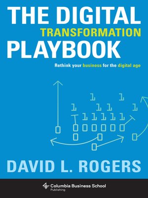 cover image of The Digital Transformation Playbook