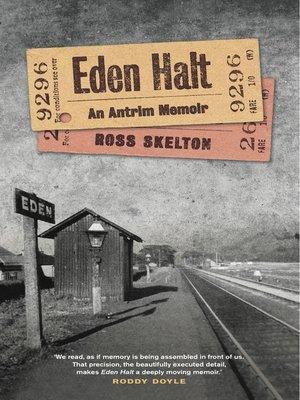 cover image of Eden Halt